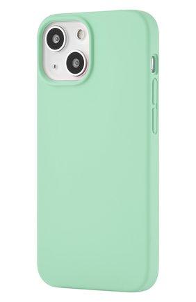 Чехол для iphone 13 mini UBEAR светло-зеленого цвета, арт. CS99LG54TH-I21M | Фото 2