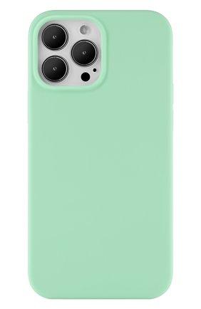 Чехол для iphone 13 pro max UBEAR светло-зеленого цвета, арт. CS102LG67TH-I21M | Фото 1