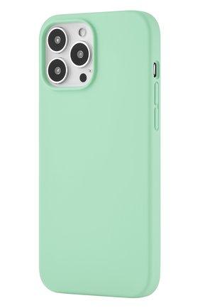 Чехол для iphone 13 pro max UBEAR светло-зеленого цвета, арт. CS102LG67TH-I21M | Фото 2