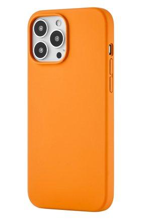 Чехол для iphone 13 pro max UBEAR оранжевого цвета, арт. CS102OR67TH-I21M | Фото 2