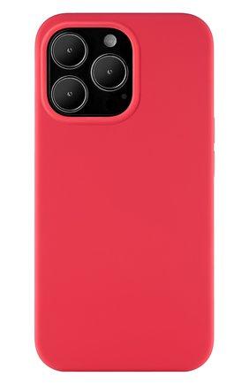 Чехол для iphone 13 pro UBEAR красного цвета, арт. CS101RR61PTH-I21M | Фото 1