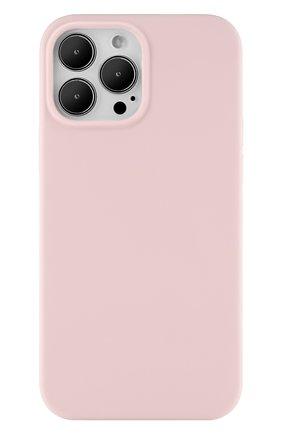 Чехол для iphone 13 pro max UBEAR розового цвета, арт. CS102LR67TH-I21M | Фото 1