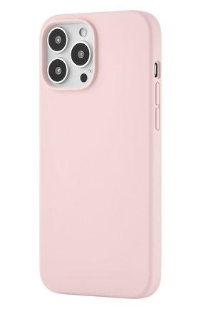 Чехол для iphone 13 pro max UBEAR розового цвета, арт. CS102LR67TH-I21M | Фото 2
