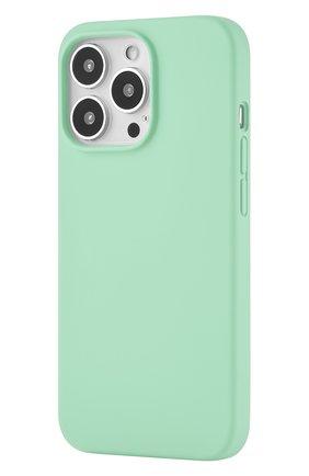 Чехол для iphone 13 pro UBEAR светло-зеленого цвета, арт. CS101LG61PTH-I21M | Фото 2