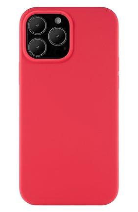Чехол для iphone 13 pro max UBEAR красного цвета, арт. CS102RR67TH-I21M | Фото 1