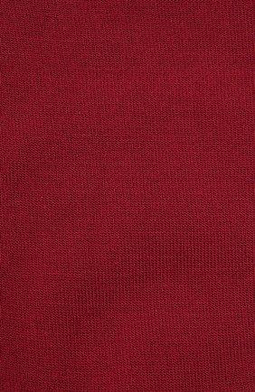 Женские носки FALKE красного цвета, арт. 46125   Фото 2 (Материал внешний: Синтетический материал, Лиоцелл)