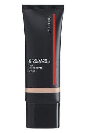 Тональная вуаль synchro skin self-refreshing, 125 fair asterid (30ml) SHISEIDO бесцветного цвета, арт. 17127SH   Фото 1