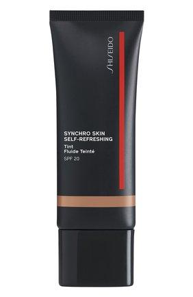 Тональная вуаль synchro skin self-refreshing, 325 medium keyaki (30ml) SHISEIDO бесцветного цвета, арт. 17132SH   Фото 1