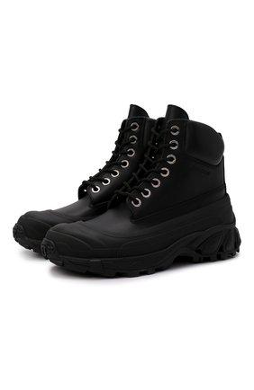 Кожаные ботинки Arthur | Фото №1