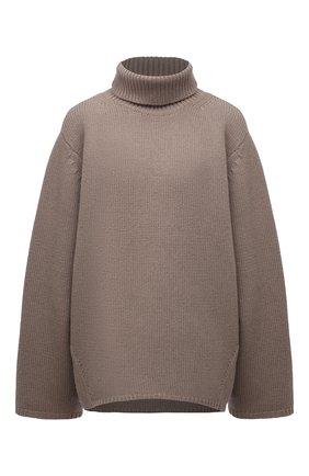 Пуловер из шерсти и кашемира   Фото №1