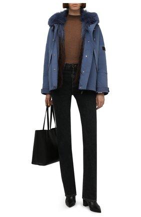 Куртка с меховой подкладкой   Фото №2