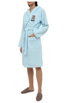 Хлопковый халат   Фото №2