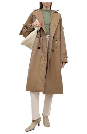 Хлопковое пальто   Фото №2