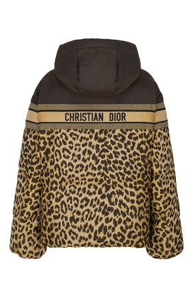 Пуховая куртка с капюшоном DiorAlps   Фото №2