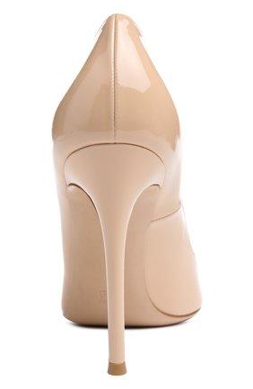Лаковые туфли Gianvito 105 на шпильке | Фото №3