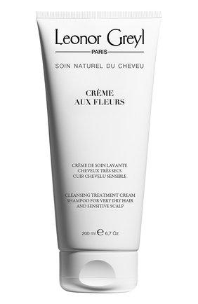 Крем-шампунь с экстрактами цветов crème aux fleurs LEONOR GREYL бесцветного цвета, арт. 2012   Фото 1