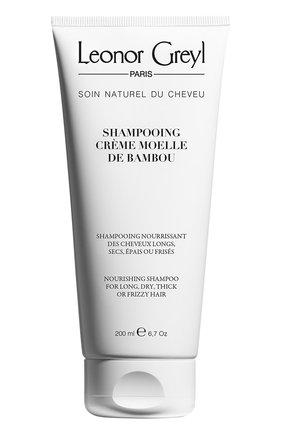 Крем-шампунь с экстрактом бамбука shampooing crème moelle de bamboo LEONOR GREYL бесцветного цвета, арт. 2018   Фото 1