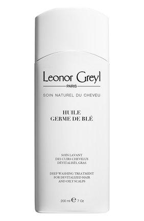 Масло зародышей пшеницы huile germe de ble LEONOR GREYL бесцветного цвета, арт. 2001   Фото 1