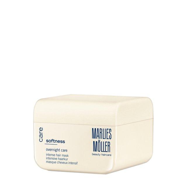 Интенсивная маска для гладкости волос  Marlies Moller.