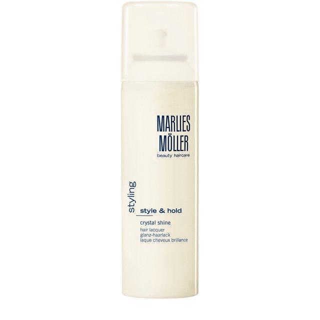 Лак для волос Блеск  Marlies Moller.