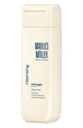 Мягкий шампунь для ежедневного применения  Marlies Moller   Фото №1