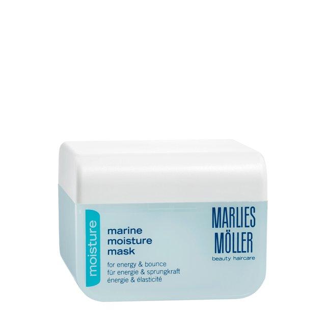 Увлажняющая маска  Marlies Moller.
