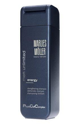 Шампунь укрепляющий для мужчин  Marlies Moller   Фото №1