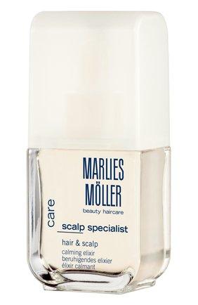 Эликсир для кожи головы и роста волос  Marlies Moller   Фото №1