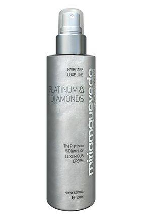 Спрей для волос Platinum & Diamonds | Фото №1