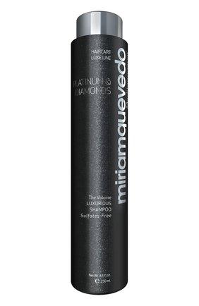 Шампунь для волос Luxurious Platinum & Diamonds | Фото №1