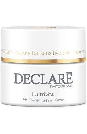 Питательный крем 24-часового действия для нормальной кожи Nutrivital 24 h Cream | Фото №1