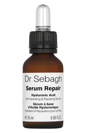 Восстанавливающая сыворотка c Пальмитоил-коллагеном и Гиалуроновой кислотой Serum Repair. Collagen P + Hyaluronic Acid Dr.Sebagh | Фото №1