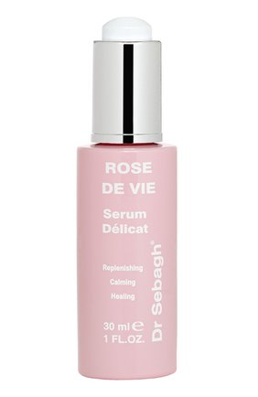 Сыворотка с симкальмином и дельта-токоферолом Rose de Vie Serum Delicat  | Фото №1