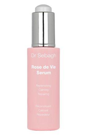 Сыворотка с симкальмином и дельта-токоферолом Rose de Vie Serum Delicat  Dr.Sebagh | Фото №1