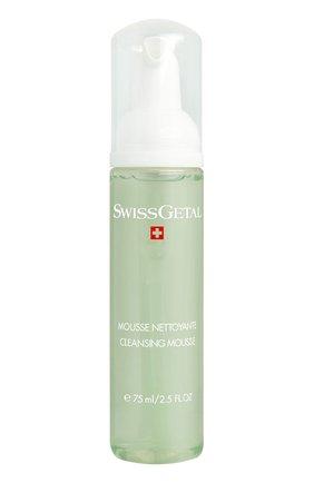 Мусс для очистки кожи SWISSGETAL бесцветного цвета, арт. 6000 | Фото 1