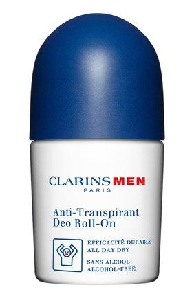 Мужской дезодорант-антиперспирант шариковый CLARINS бесцветного цвета, арт. 499100 | Фото 1