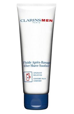 Мужская смягчающий крем после бритья CLARINS бесцветного цвета, арт. 3034100 | Фото 1