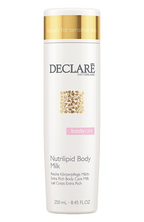 Питательное молочко для тела Nutrilipid Body Milk | Фото №1