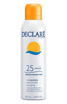 Солнцезащитный спрей с омолаживающим действием Anti-Wrinkle Sun Spray SPF 25 | Фото №1