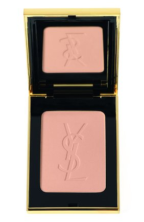 Женская poudre compact radiance компактная пудра 04 YSL бесцветного цвета, арт. 3365440662148   Фото 1