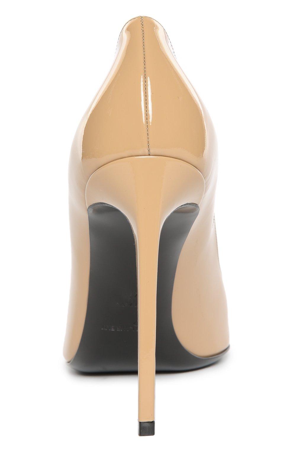 Лаковые туфли Paris Skinny на шпильке | Фото №3