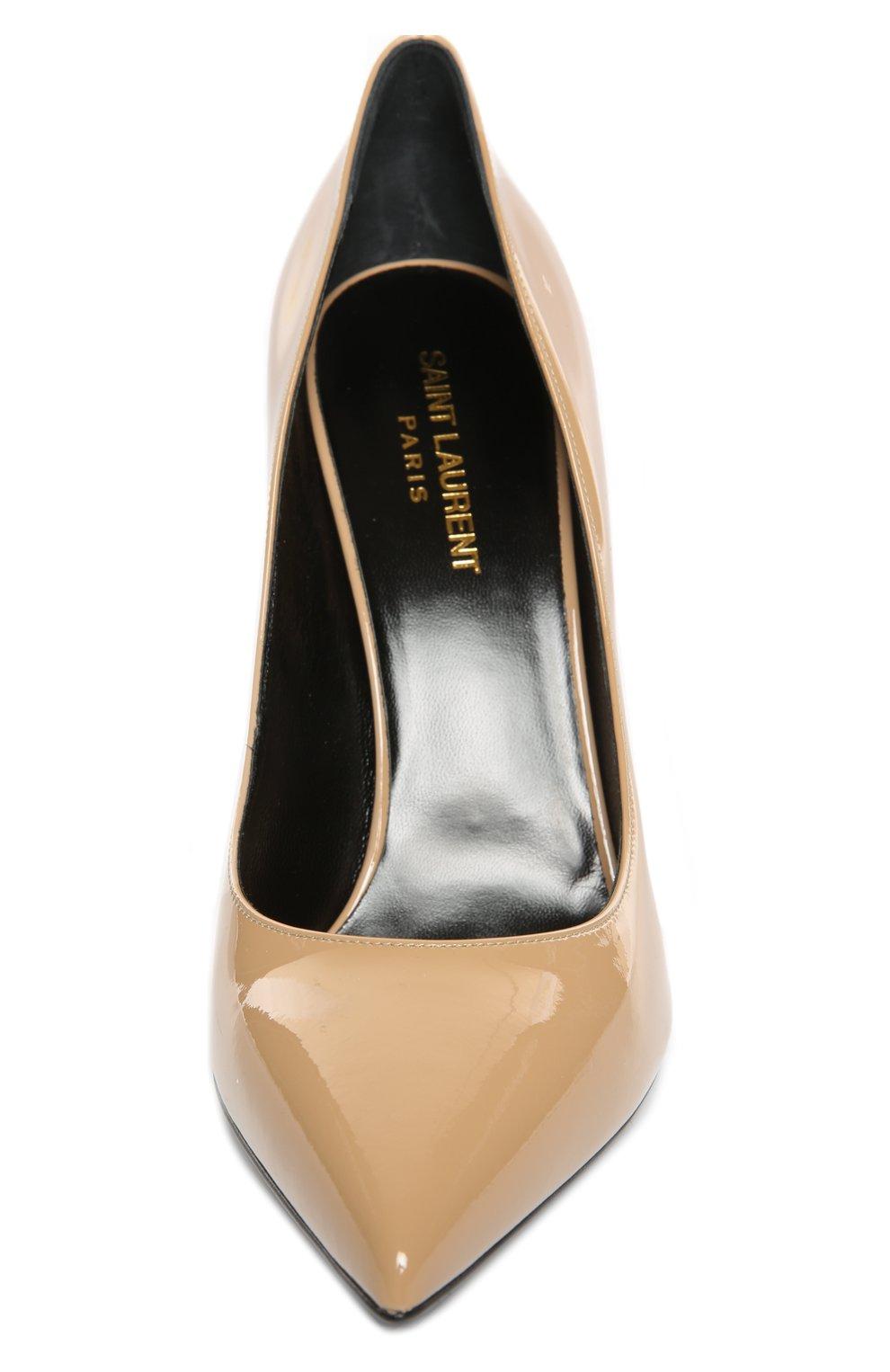 Лаковые туфли Paris Skinny на шпильке | Фото №4