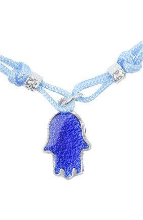 Браслет Jem Bracelets голубого цвета | Фото №1