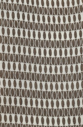 Мужской шарф из смеси кашемира и шелка LORO PIANA темно-бежевого цвета, арт. FAF2101 | Фото 2