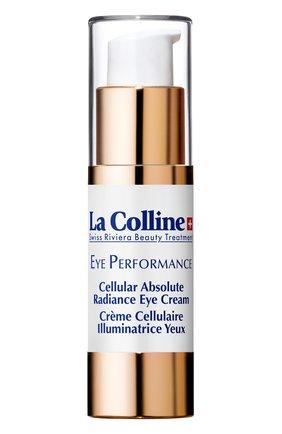 Крем для контура глаз с клеточным комплексом Cellular Absolute Radiance Eye Cream | Фото №1