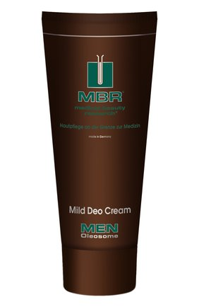 Крем дезодорант Men Oleosome Mild Deo Cream | Фото №1