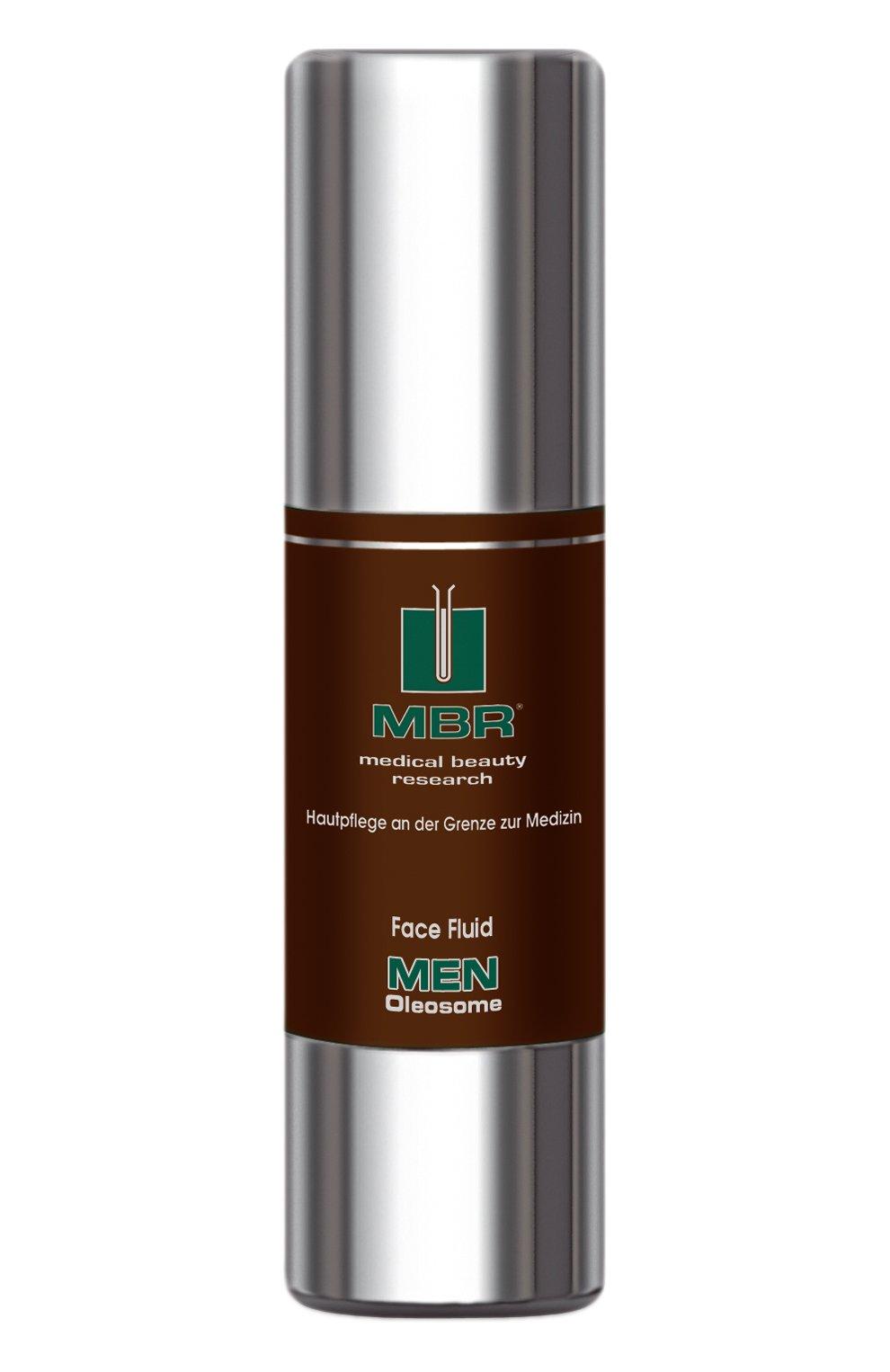 Мужское флюид для лица men oleosome face fluid  (50ml) MEDICAL BEAUTY RESEARCH бесцветного цвета, арт. 1706/MBR | Фото 1 (Статус проверки: Проверена категория)