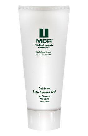 Гель для душа cellpower lipo shower gel MEDICAL BEAUTY RESEARCH бесцветного цвета, арт. 1601/MBR   Фото 1