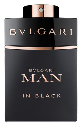 Мужской парфюмерная вода bvlgari man in black BVLGARI бесцветного цвета, арт. 97106BVL | Фото 1