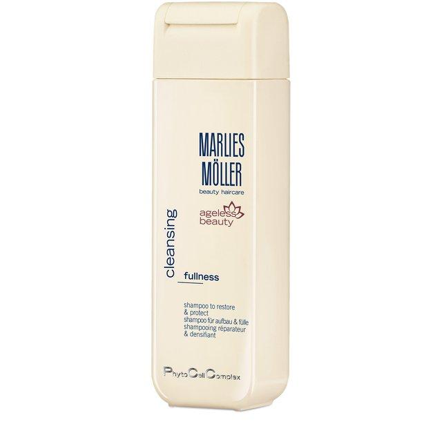 Шампунь для восстановления и защиты волос Marlies Moller.